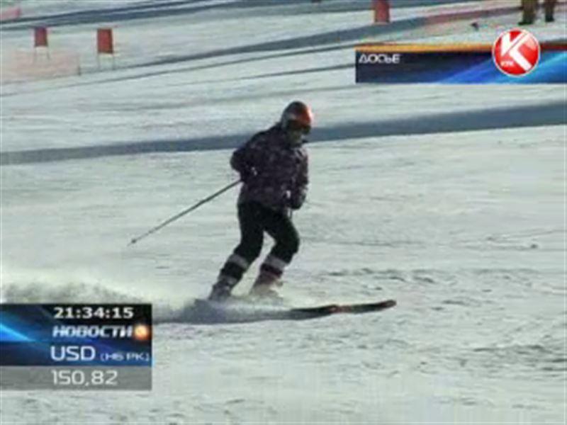 Новый горнолыжный курорт собираются построить близ Алматы