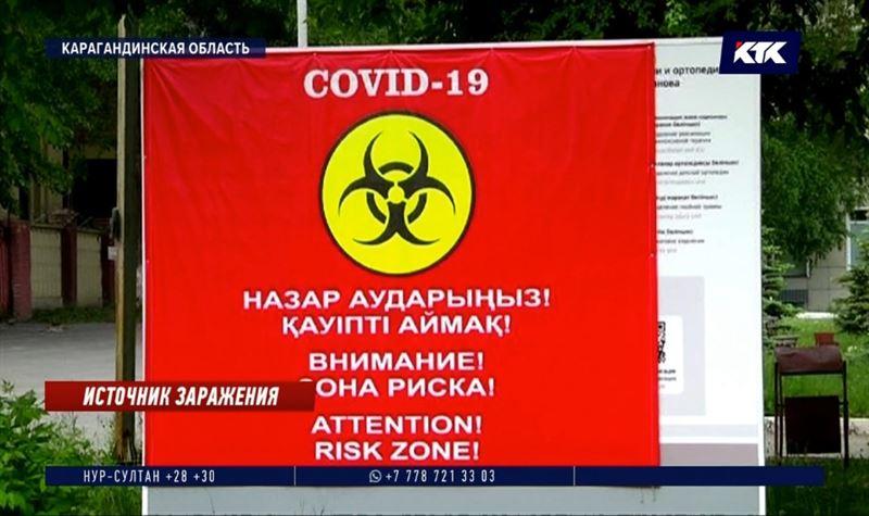 На руднике «Казахмыса» сразу 133 случая заражения COVID-19