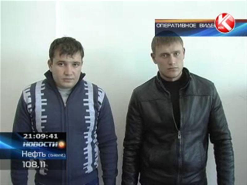 Банда лжеполицейских задержана в Алматы