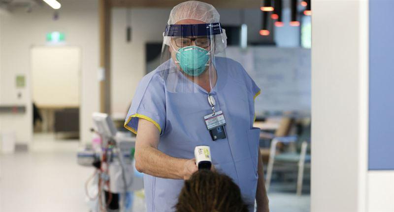 Қазақстанда тағы 403 адам коронавирус жұқтырды, өсім - 5,1%