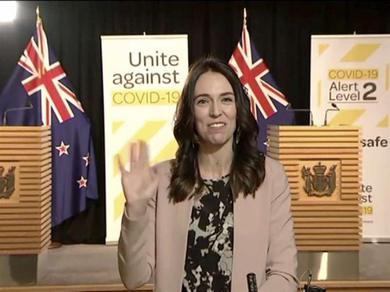 Во время прямого эфира с премьером Новой Зеландии произошло землетрясение