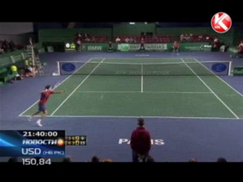 Казахстанская теннисистка вышла в четвертьфинал турнира серии ITF Open