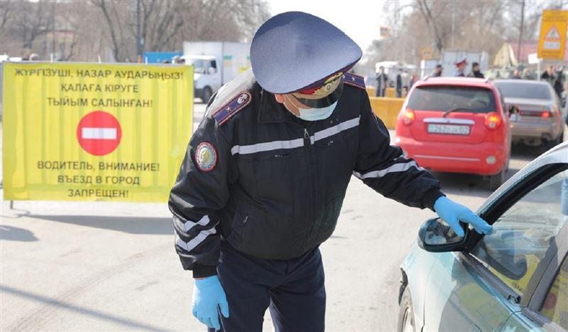 Главный санврач Казахстана рассказала, когда уберут блокпосты