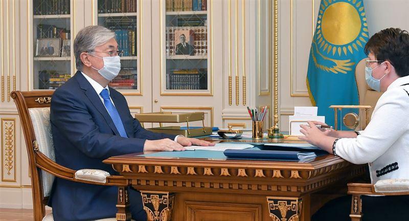 Президента проинформировали о расходовании антикризисных средств