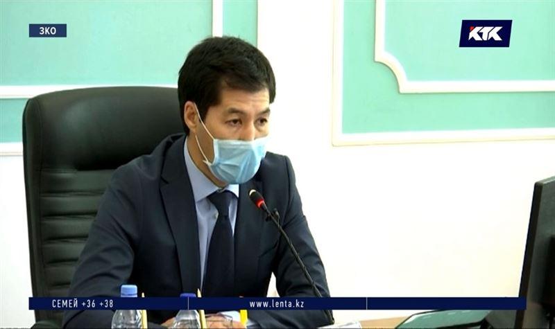 Аким ЗКО распорядился увольнять нарушителей режима