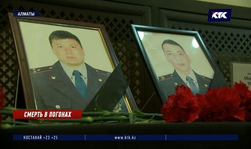 «Не прикрывайте убийцу замечательных отцов и мужей!» – супруга погибшего сержанта полиции