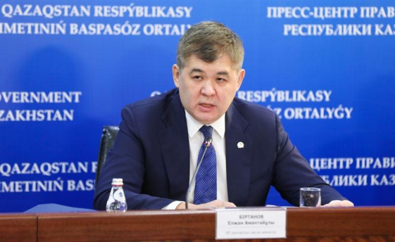 Министр здравоохранения РК назвал регионы с ростом заболеваемости КВИ