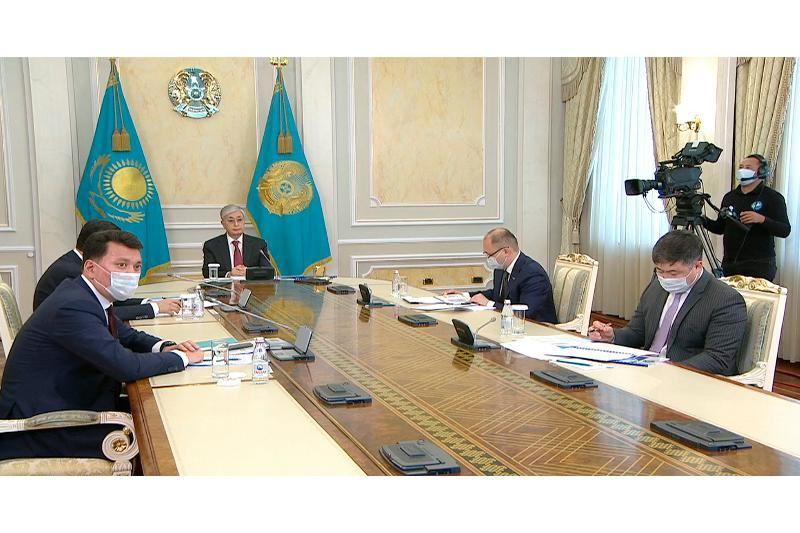 Мемлекет басшысының қатысуымен Ұлттық кеңестің 3-отырысы басталды