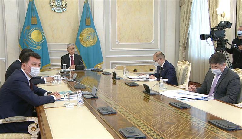 ОНЛАЙН: заседание Нацсовета общественного доверия с участием Токаева