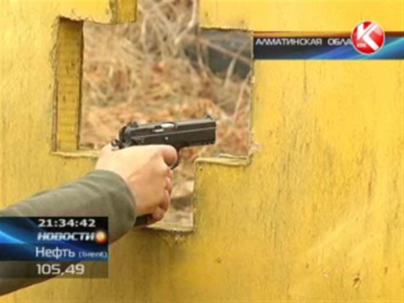 Стартовал первый чемпионат Казахстана по практической стрельбе