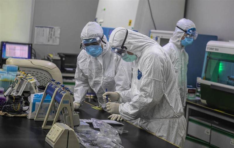 За прошедшие сутки в Казахстане коронавирус подтвердили ещё у 272 человек