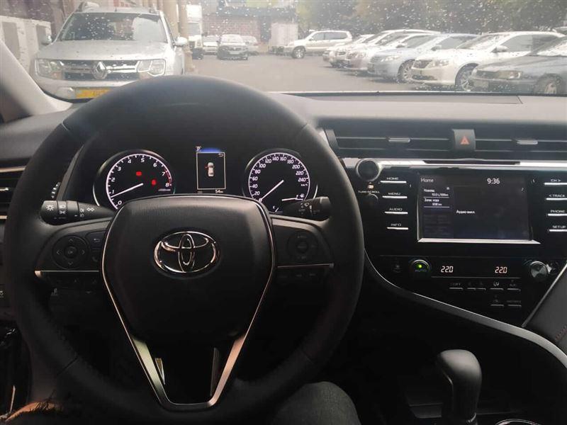 Астанчанин купил Toyota Camry 70 на украденные у пенсионера деньги