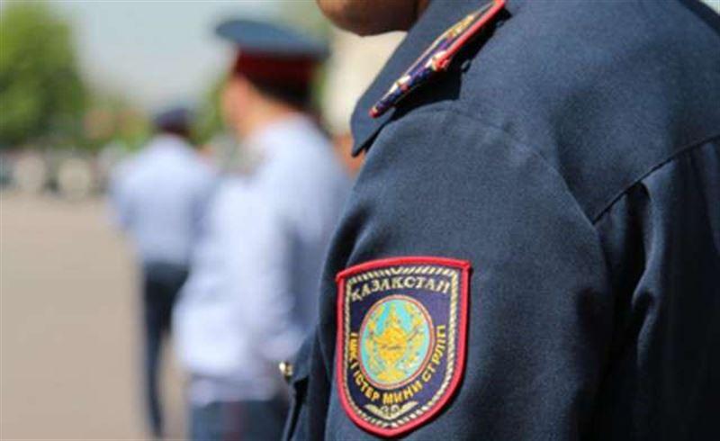 Полицейлердің жұмысын тексеретін мобильді топ құрылды