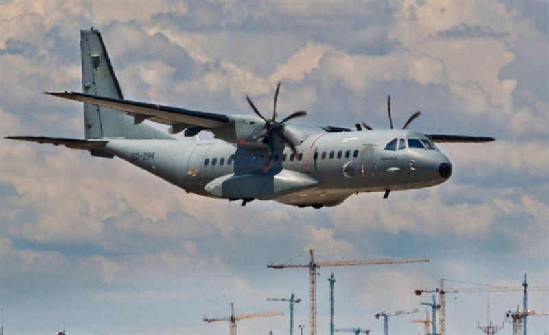 Названа причина аварийной посадки военного самолета в Алматинской области