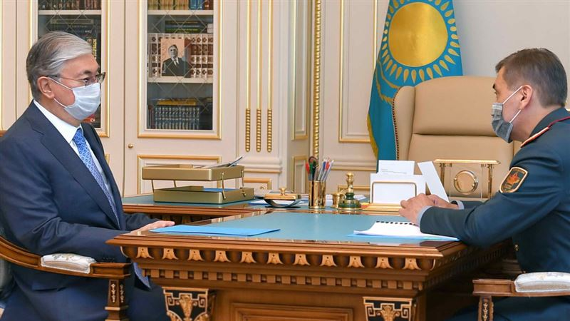 Министр обороны рассказал президенту о новом облике Вооруженных сил