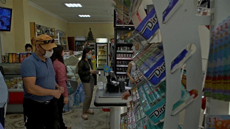 Из-за нарушений закрыты кафе, продмагазины, спа-салоны в Нур-Султане