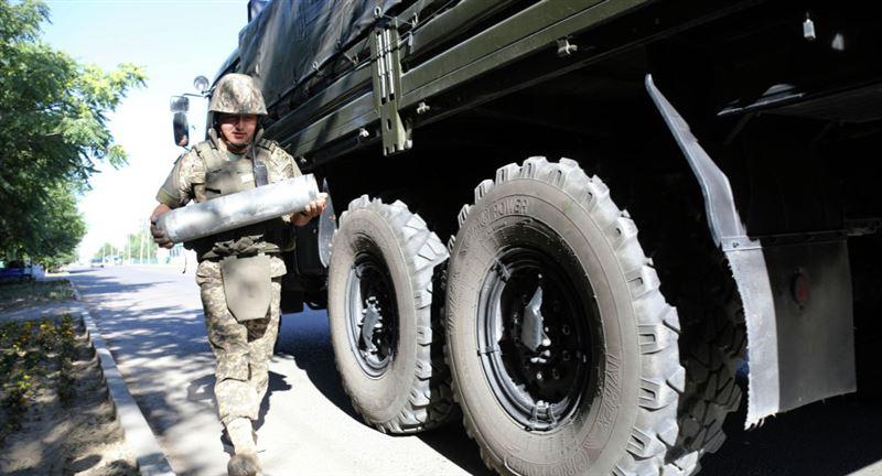 Строительство рядом с военными базами запрещено в Казахстане