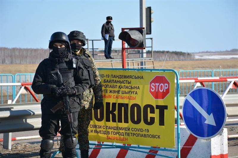 Биртанов прокомментировал информацию о снятии блокпостов