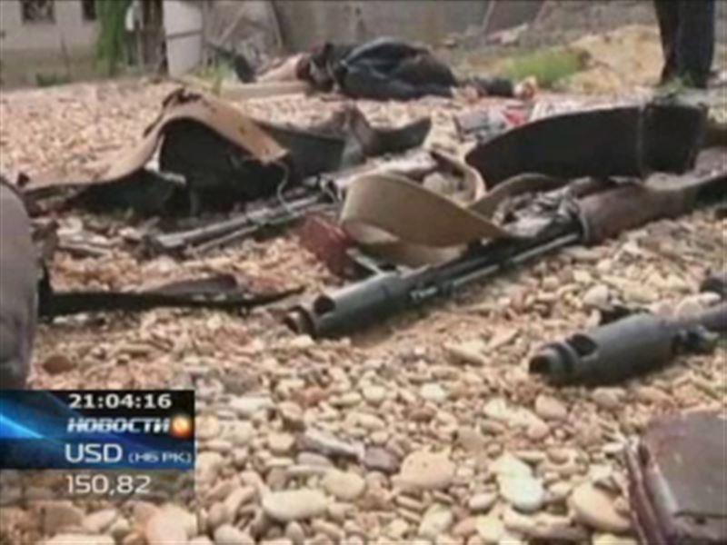 В Дагестане в ходе спецоперации уничтожен боевик из Казахстана