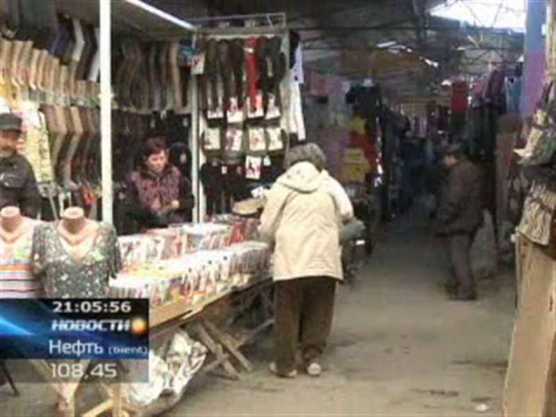 По данным Всемирного банка, годовой оборот алматинской барахолки – почти 2 млрд. долларов