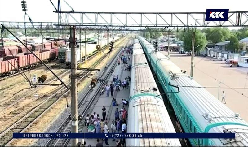 Пассажирам поездов запретят передвигаться по составу