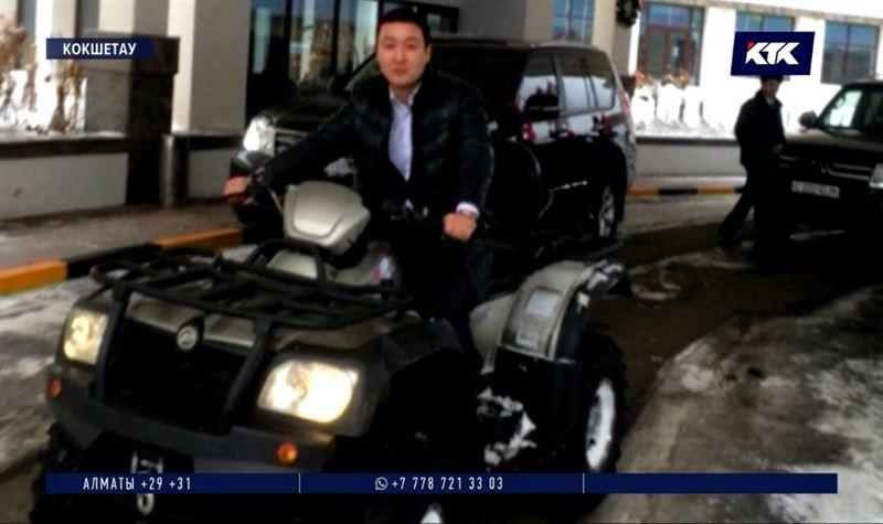 Комиссия МВД выясняет обстоятельства гибели начальника следственного отделения в Кокшетау
