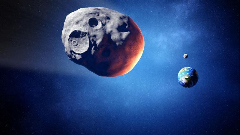 В NASA сообщили о приближении к Земле потенциально опасного астероида