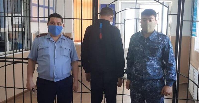 Пытался отомстить, но ошибся: в Туркестанской области задержан мужчина, стрелявший в сельчанина