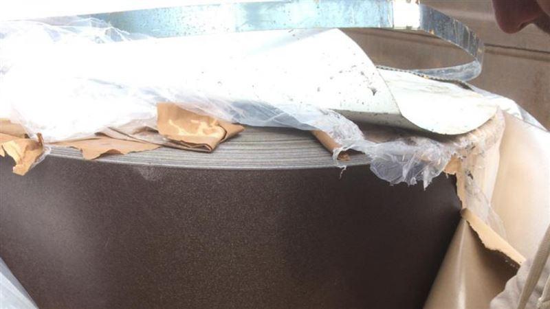 Контрабандные товары изъяли на таможенном посту