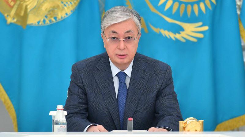 Токаев заявил об угрозе второй волны COVID-19 в Казахстане
