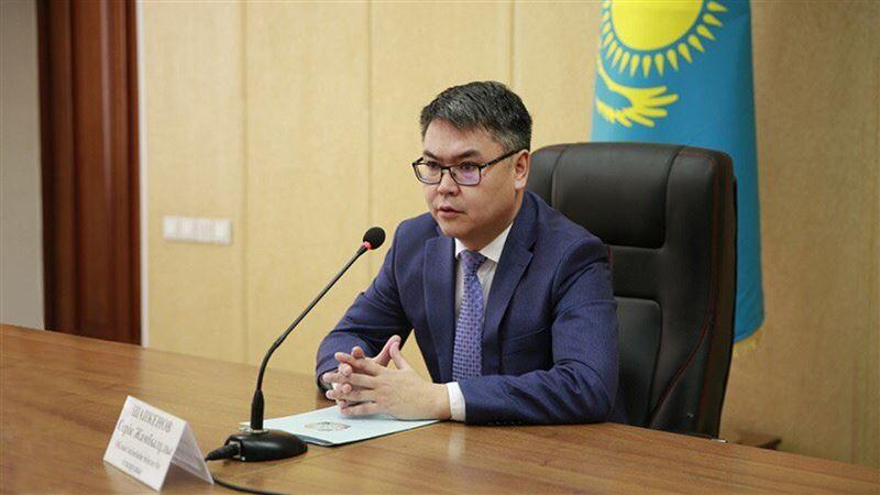Серик Шапкенов назначен вице-министром труда и социальной защиты населения