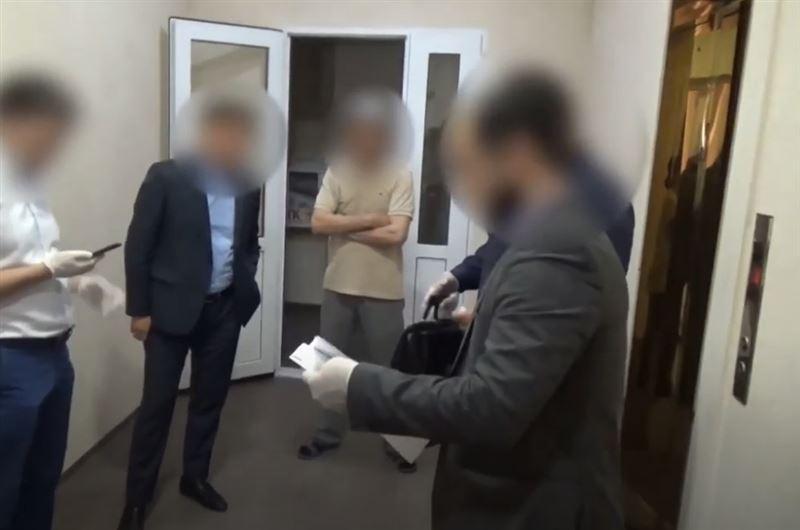 Глава столичного управления культуры и спорта задержан по подозрению в получении взятки