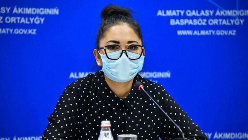 Айзат Молдагасимова получила новую должность