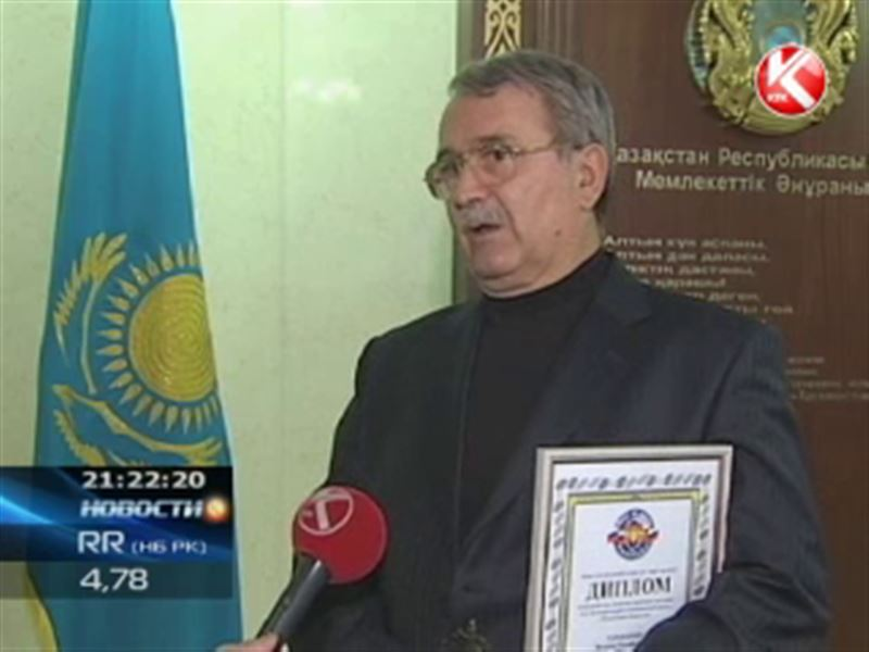 Валерий Тараканов стал победителем международного конкурса «Щит и перо»
