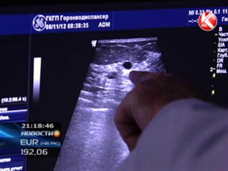 Казахстанские онкологи призывают женщин срочно пройти обследование