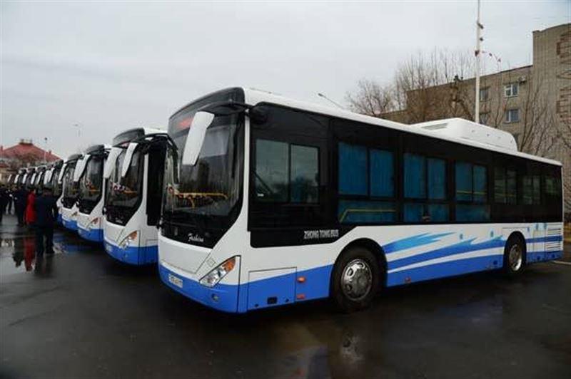 Облыстар арасындағы автобустар қатынасы 5 маусымға дейін жанданады