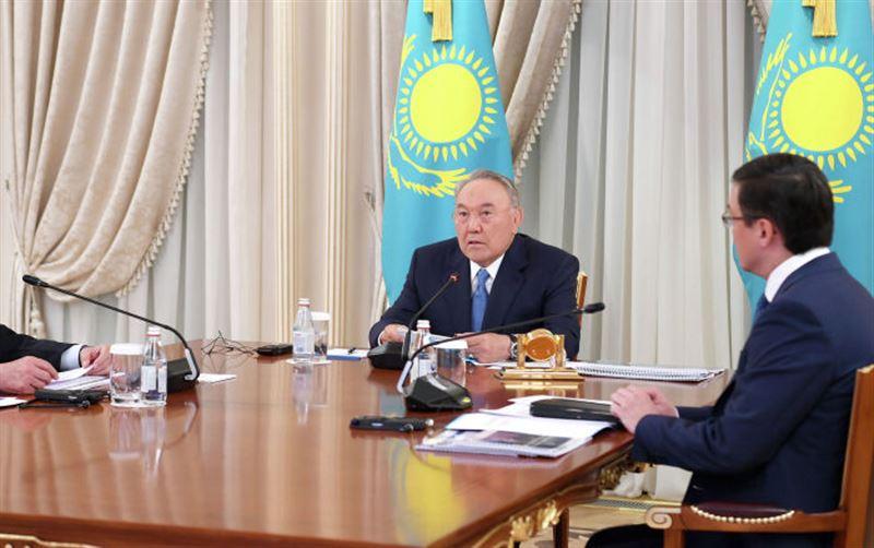 Полное видео заседания совета по управлению «Самрук-Казына» под председательством Нурсултана Назарбаева