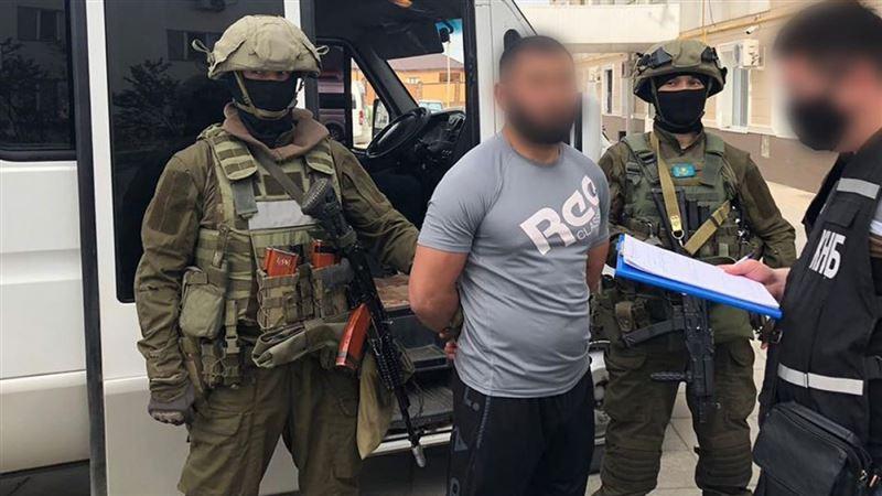 Сотрудники КНБ ликвидировали преступную группу в Атырауской области