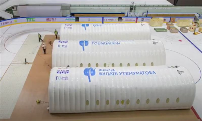 Первую в Казахстане мобильную ПЦР-лабораторию сняли на видео