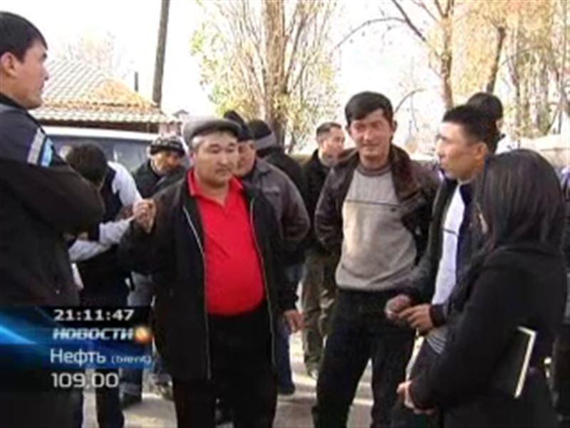 В Алматинской области бунтуют водители междугородних рейсов