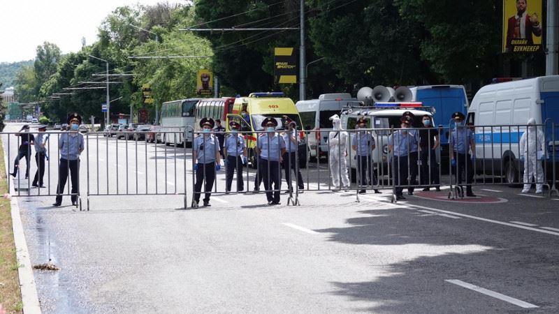 Әкімдік Алматыдағы митинг туралы ақпарат берді