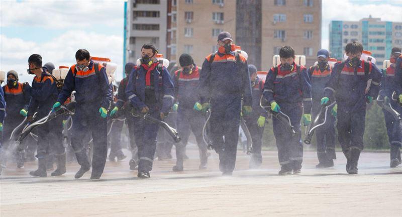 Нұр-Сұлтан полициясы мәлімдеме жасады