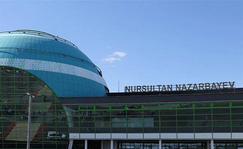 Код аэропорта Нур-Султана официально изменен на NQZ