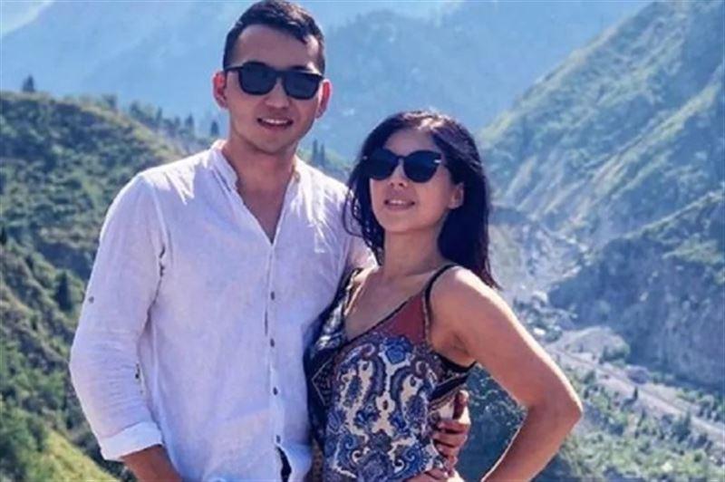 Супруга погибшего полицейского Дастана Абдыканова написала трогательное письмо
