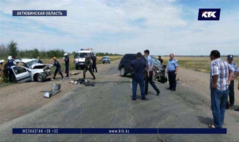 Пять смертей: водитель и пассажиры Lada Largusпогибли в ДТП