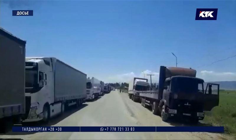 «Не хотят контроля»: в Комитете госдоходов объяснили, что происходит на границе с Кыргызстаном