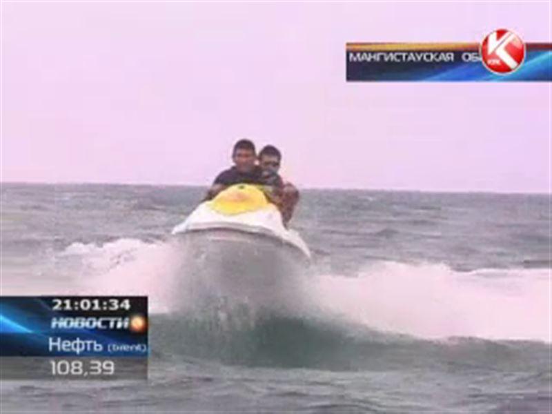 В Каспийском море утонули трое рыбаков