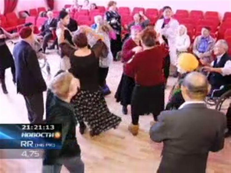 Дом престарелых в семее октябрьский дом - интернат для инвалидов и престарелых