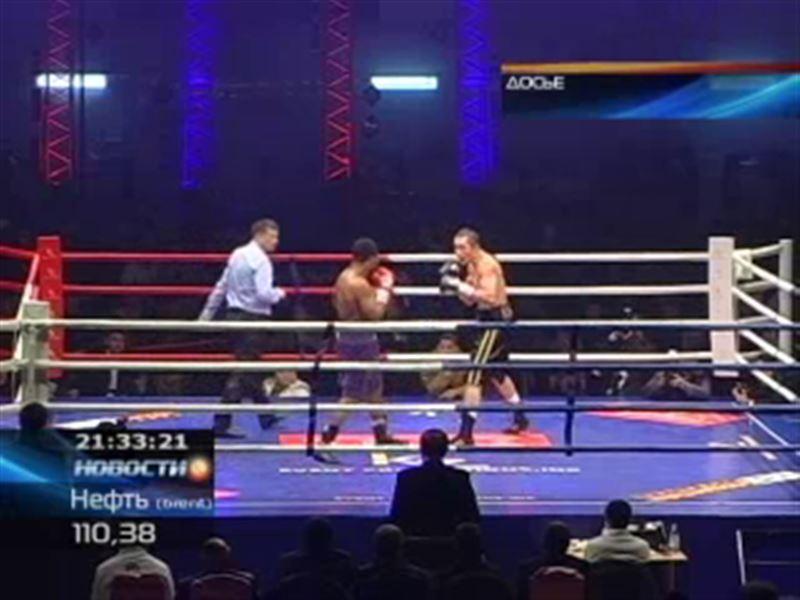 Казахстанский боксер-профессионал бросил вызов чемпиону мира