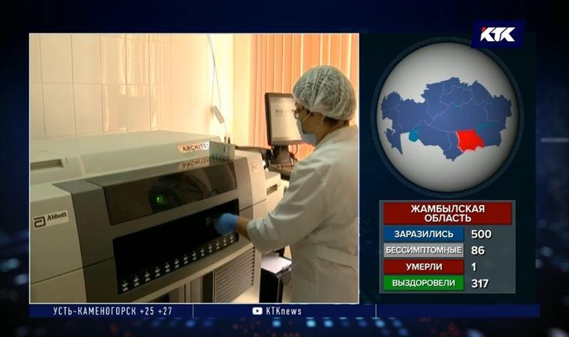 У жамбылцев берут плазму, чтобы их антитела помогли зараженным